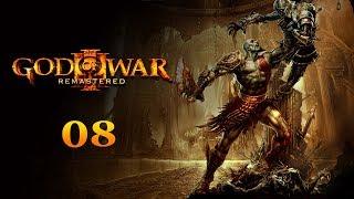 God of War 3 - Прохождение pt8 - Геракл