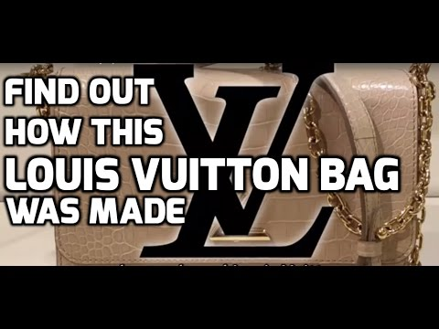 El terrible sufrimiento que hay detrás de un bolso de Luis Vuitton