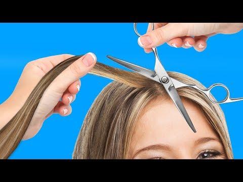 35 ULTIMATE HAIR HACKS