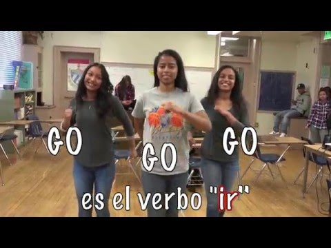 Spanish song for