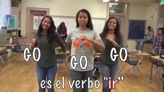 spanish song for ir conjugation in the present tense single ladies put a ring on it music