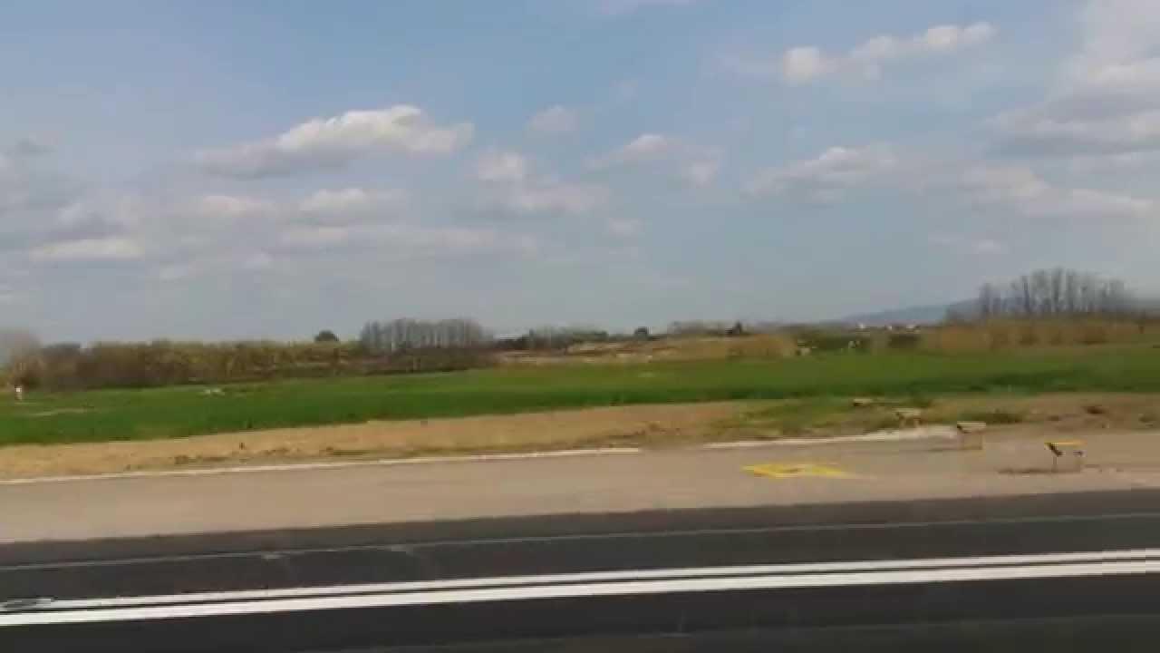 Aeroporto Pisa : Aria irrespirabile nella zona dell aeroporto di pisa