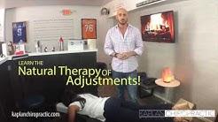 Miami Beach FL Chiropractic Adjustment - Kaplan Chiropractic Center