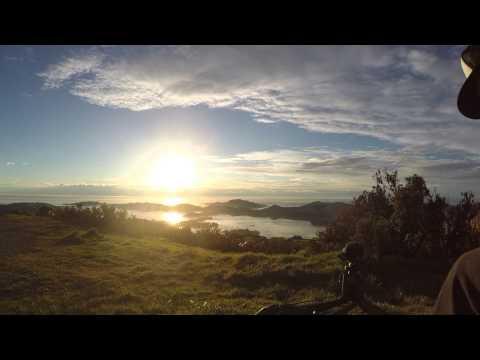 Sunrise Mount Cargill, Dunedin