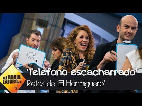 Pablo López juega con Trancas y Barrancas a la 'Face app' - El Hormiguero 3.0 from YouTube · Duration:  4 minutes 29 seconds