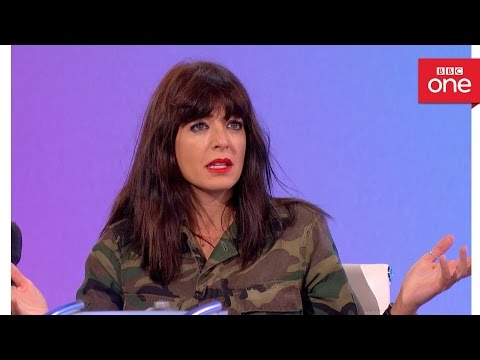 Does Claudia Winkleman label every person she meets as an animal?  Would I Lie To You? Series 10
