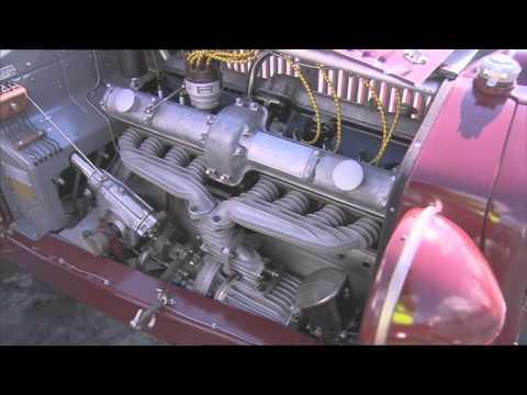 Roycroft Classic Car Race