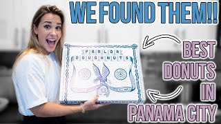 We Found the Best Donuts in Panama City - The Sweet Life Episode 4