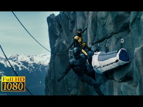 G.I. Joe Retaliation (2013) - Mountain Fight Scene (1080p) FULL HD