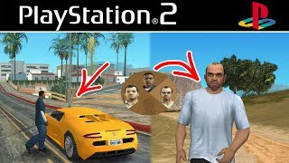SAIU O NOVO GTA V QUE RODA no PS2, é INACREDITÁVEL