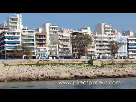 PIRAEUS ( Pasalimani - Kastella - Phaleron - Freattyda - Peiraiki - Piraeus Port)