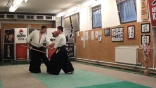 kumi tachi- tai no ri 3.1 [TUTORIAL] Aikido advanced weapon technique: