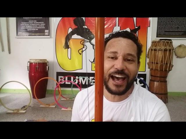 Brincadeira Capoeira Kids