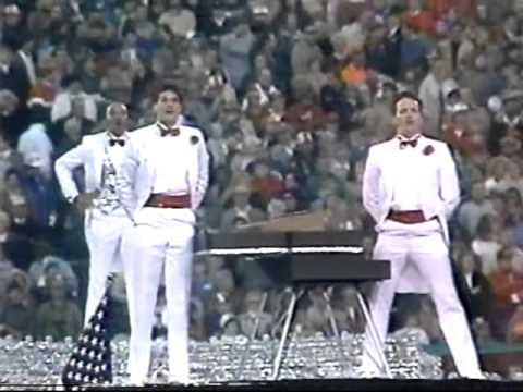 Super Bowl 19 Half Time Show - 1/20/85