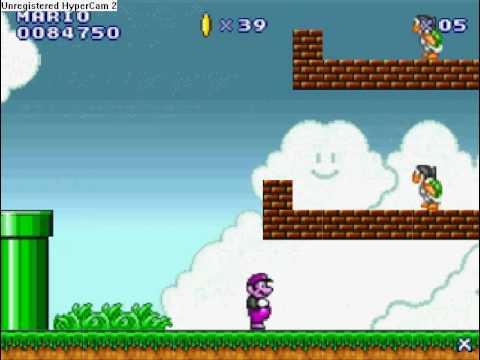 Super Mario Flash Level Editor - My 2 Levels 1-1