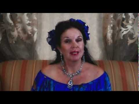 Viviane Ventura's Greeting at V.V.International (short version)