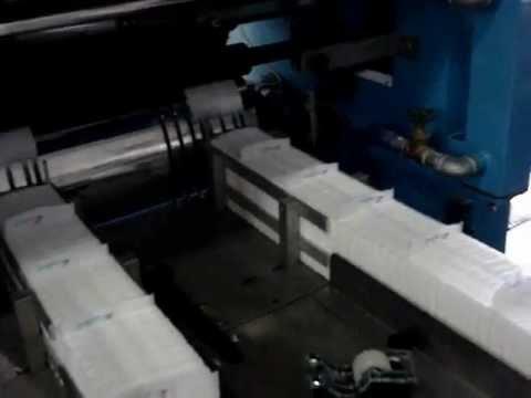 Napkin paper machine with packing machine(JPMC-TAIWAN)