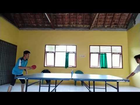 Ping Pong Amatir - Sutino VS Ali (Game 5)