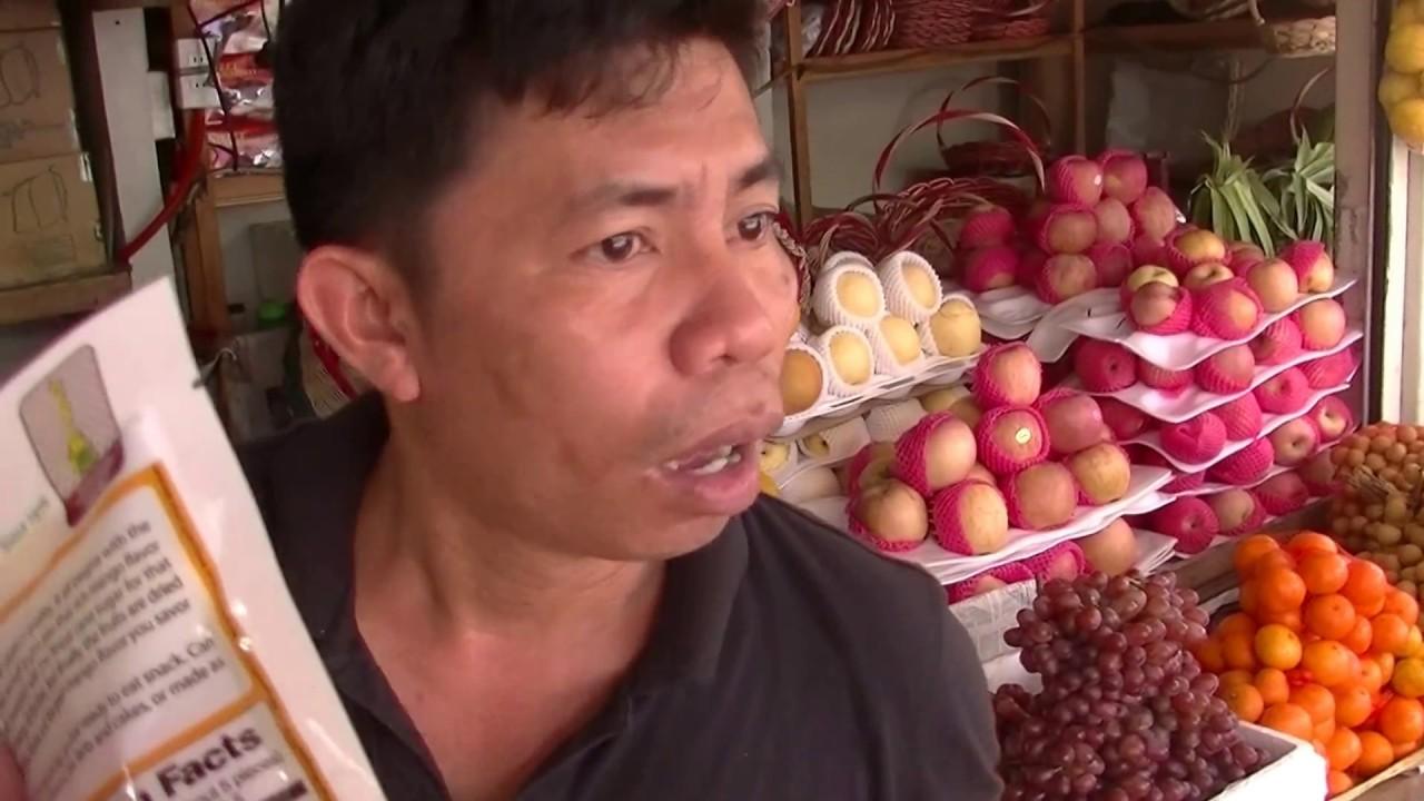 Manila Exotic Fruit Breakfast - Philippines/Oz Fun