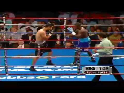 Andre Berto Vs Miguel Angel Rodriguez Part 1 Of 4