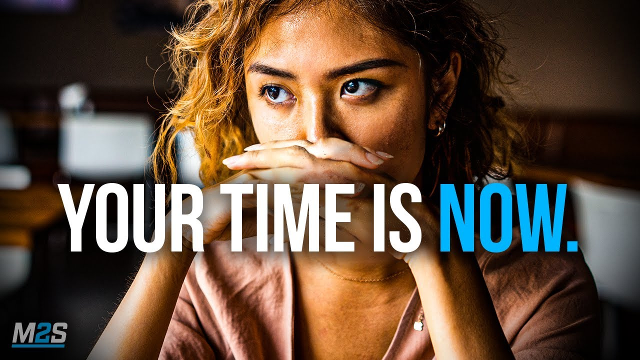 Download YOUR TIME IS NOW - Best Motivational Speech Video (MUST WATCH)