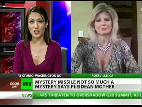 Aliens shot down California missile