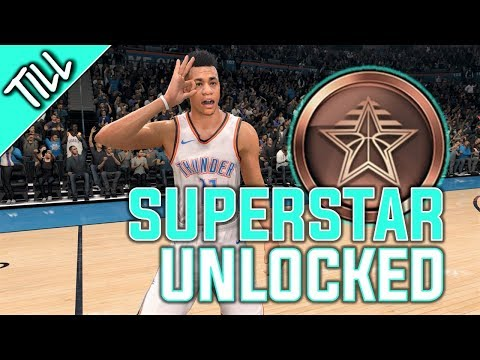 Nba Live 18 My Career - SUPERSTAR Trait Unlocked, Warm Up Live Events (Nba Live 18 The One)
