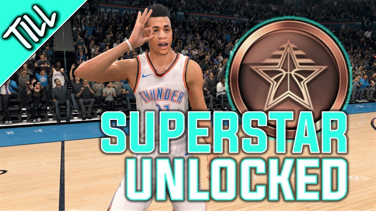 Nba Live 18 My Career Ep 44 Superstar Trait Unlocked Warm Up Live Events Nba Live 18 The One