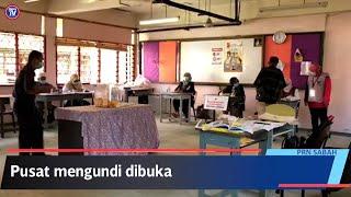 PRN Sabah: Pusat mengundi dibuka mulai 7 30 pagi
