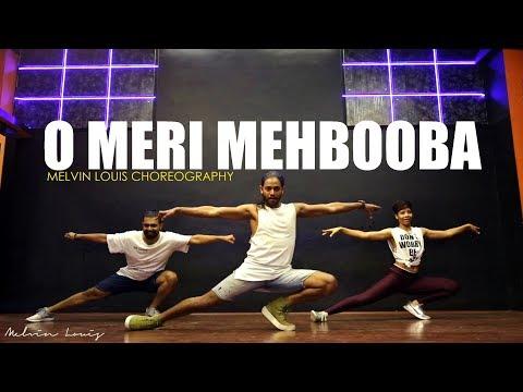 Mehbooba   Melvin Louis   Fukrey Returns   O meri mehbooba  