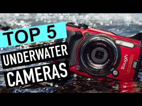 BEST 5: Underwater Cameras 2018