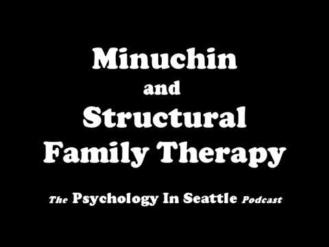 Minuchin And Structural Family Therapy
