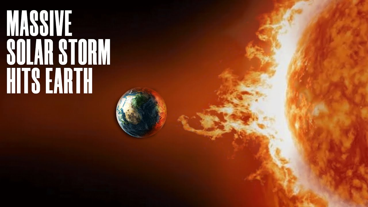 The Solar Superstorm to end Humanity