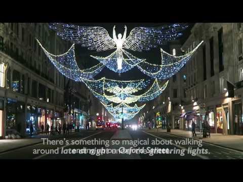 Central London's Christmas Lights