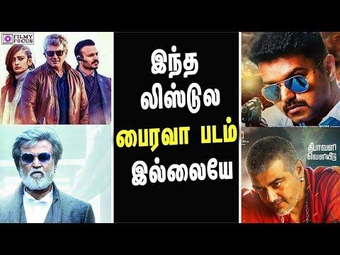 Top 5 Movies In Tamil Nadu Box Office...