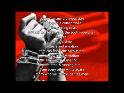 Slavery Rap/ Poem