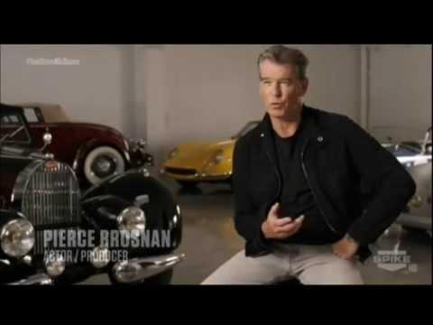 "Pierce Brosnan Segments from ""I Am Steve McQueen"""