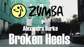 Broken Heels (Jive) - Alexandra Burke - ZUMBA/ЗУМБА - OFFICIAL CHOREOGRAPHY