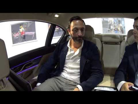 Exclusive Interview with Karim Habib - Chief Designer of BMW Group, Munich