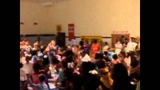 DJ Cee Kay at Bearfield Primary