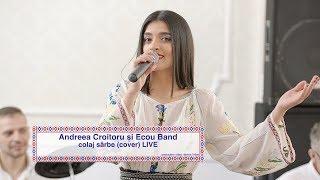 Andreea Croitoru si Ecou Band - Colaj Sarbe (cover) LIVE 2019