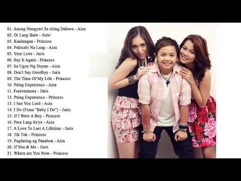 Juris , Aiza Seguerra,Princess Velasco Nonstop Songs 2020 - OPM Tagalog Love Songs Collection 2020