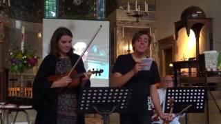 Ποιος μωρό μου ποιός: Refugee Crisis Outreach Concert