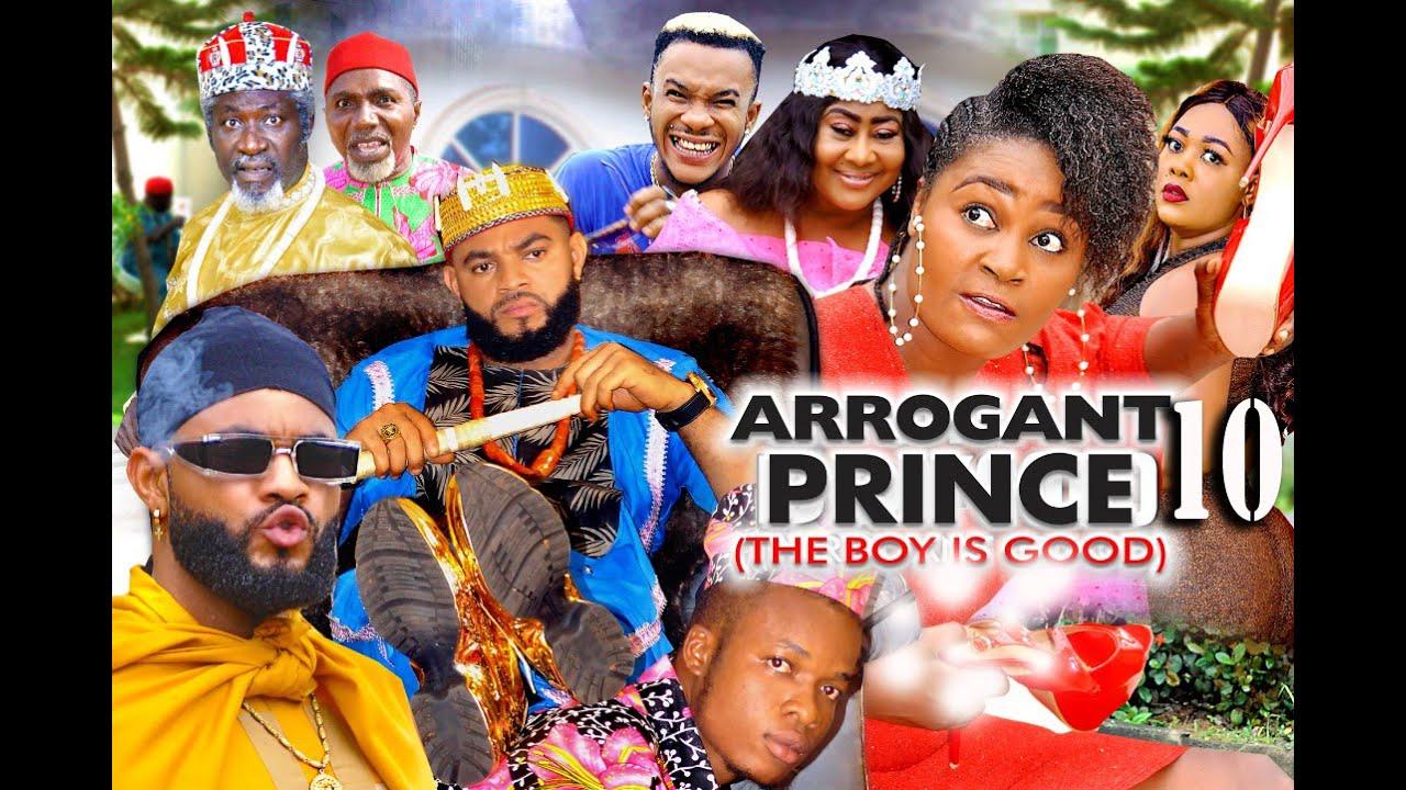 Download ARROGANT PRINCE SEASON 10 - (New Movie) CHIZZY ALICHI   2020 Latest Nigerian Nollywood Movie