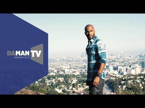 DA MAN TV - Interview with Ricky Whittle