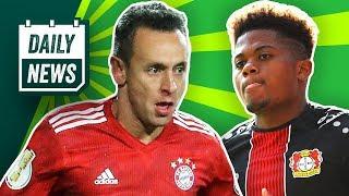 Geht Leon Bailey? Ärger beim FC Bayern! Hertha bestraft die Fans & Hamza Mendyl ist verletzt!
