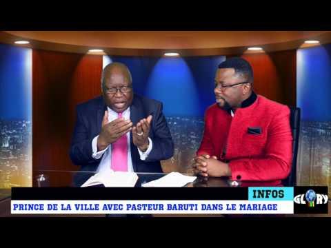 PASTEUR BARUTI EXPLIQUE COMMENT FAIRE UN CHOIX (EMISSION LE MARIAGE)