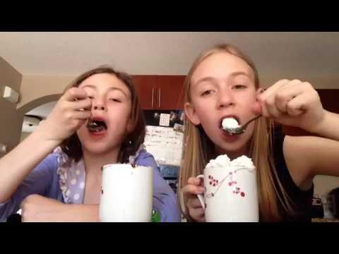 Baking Chocolate Mug Cakes!