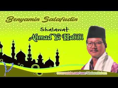Benyamin Salafudin Sholawat Ahmad Ya Habibi