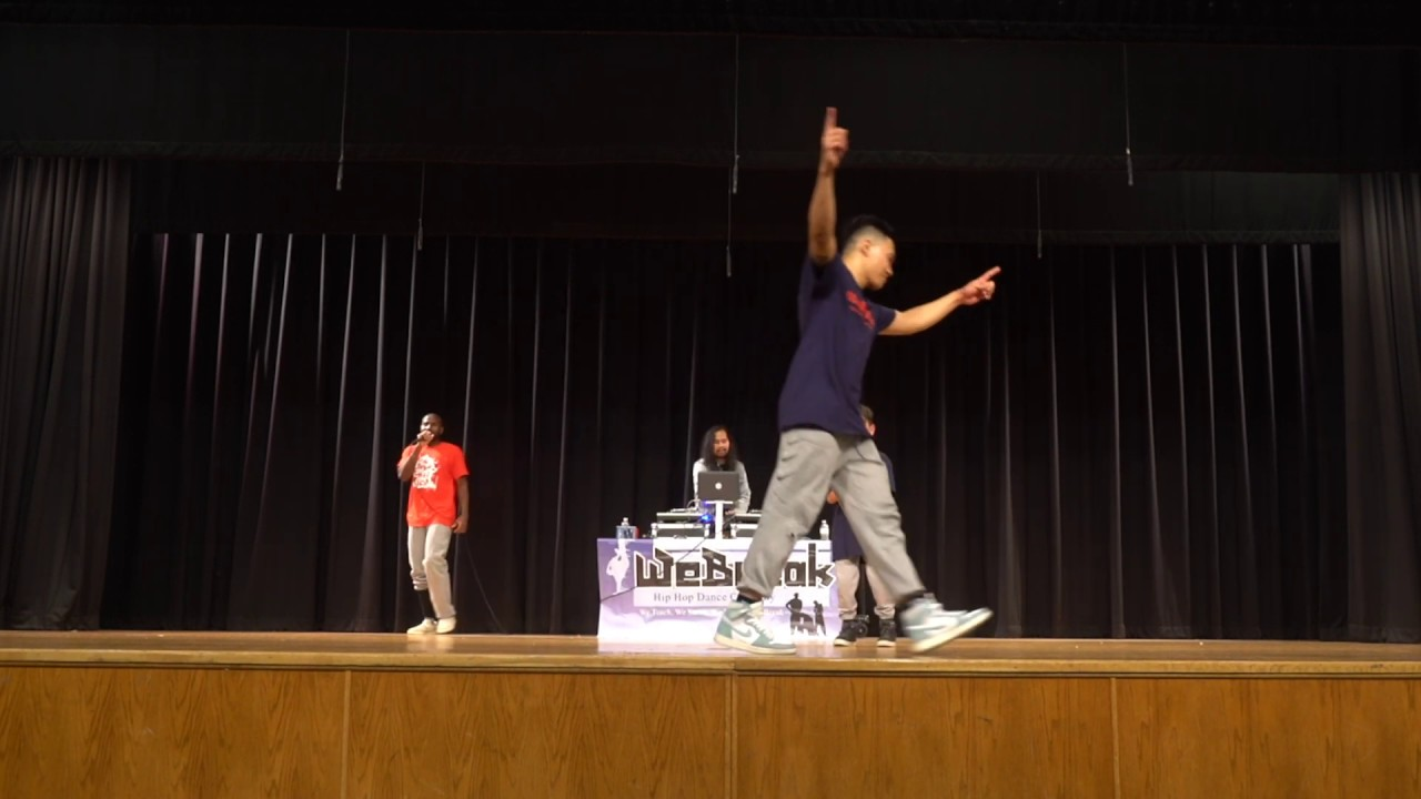 Freestyle Performance | WeBreak Spring Recital 2019